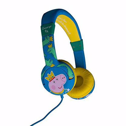 Picture of OTL OTL Peppa Pig Junior Headphones - Prince George