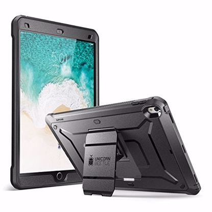 Picture of i-Blason i-Blason Supcase UB Pro and Screen Protector iPad for Pro 10.5 (2017) in Black