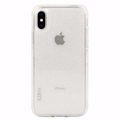 Picture of Trade Skech Matrix Spark Case for Apple iPhone XS/X in Clear Sparkle