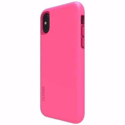 Picture of Trade Skech Matrix Colour Case for Apple iPhone XS/X in Pink