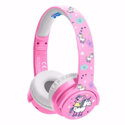 Picture of OTL OTL Peppa Pig Unicorn Junior Bluetooth Headphones