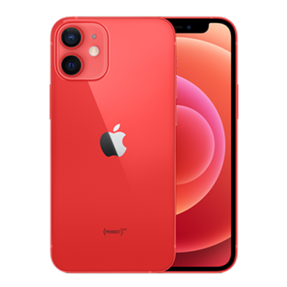 Picture of Apple iPhone 12 mini 128GB (PRODUCT)RED (MGE53B)