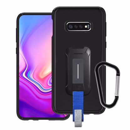 Picture of Armor-X Armor-X BX Series Case for Samsung Galaxy S10E in Black