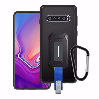 Picture of Armor-X Armor-X BX Series Case for Samsung Galaxy S10 in Black